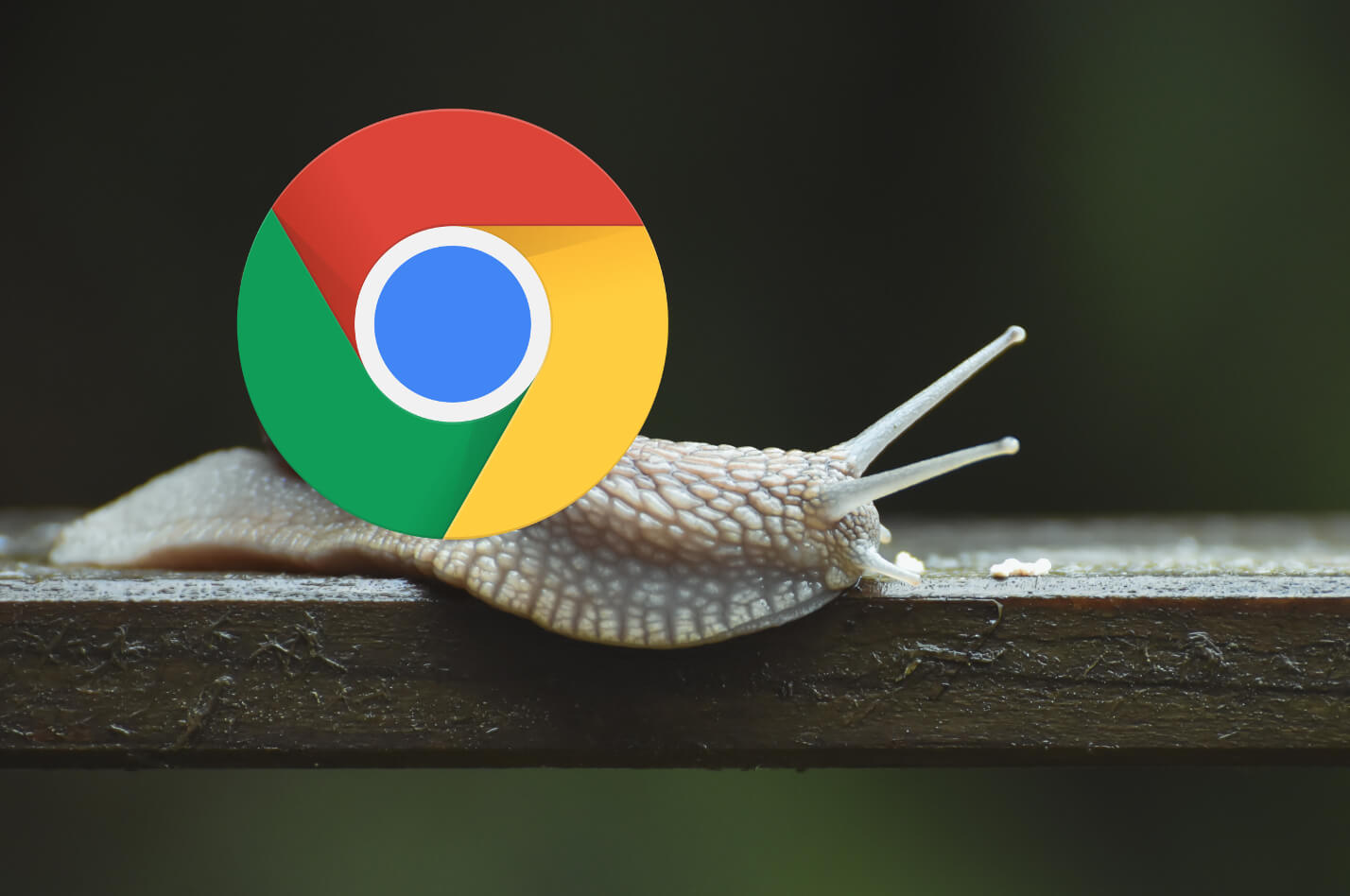 Why is Google Chrome loading so slow?