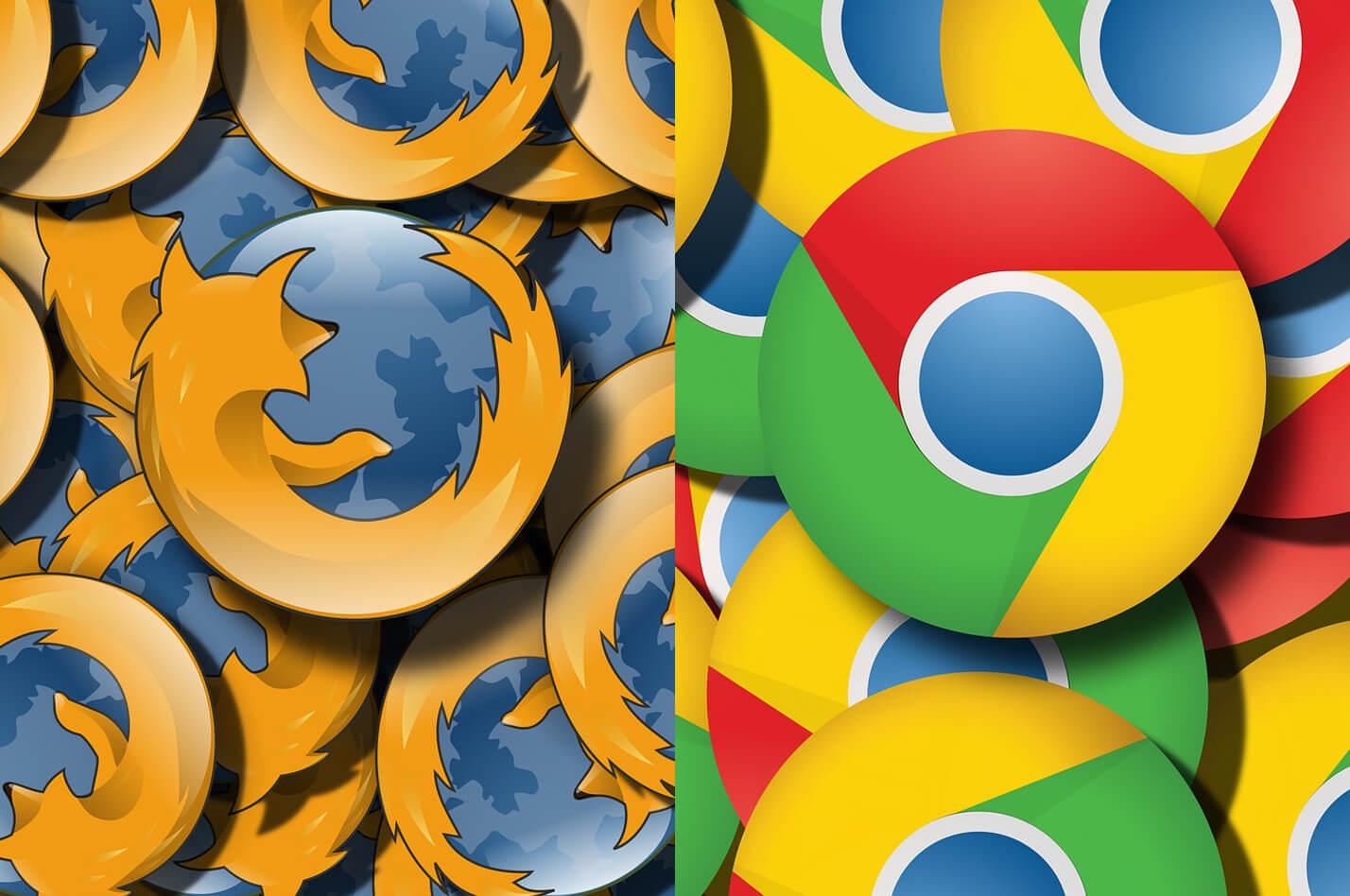 Firefox vs. Chrome: RAM usage, performance, security